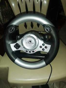 Cambio volante de p2y3 pc por volante de 360