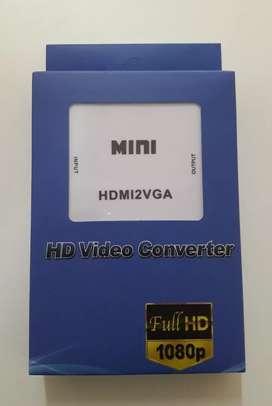 VENTA DE CONVERTIDORES HDMI2VGA