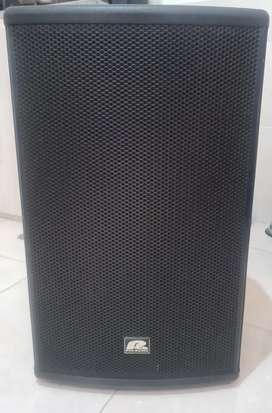 Cabina de Sonido Activa Pro Audio