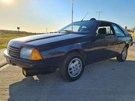 Renault Fuego  modelo 87 Nafta 2.0