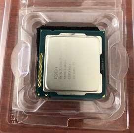 procesador intel i7 3770 istalado