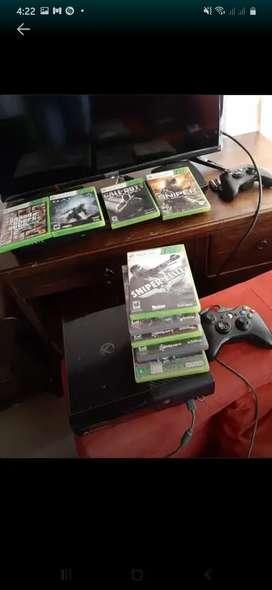 Xbox 360 seminuevos