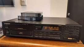 Pioneer Compact Disc sistema de cartucho 6 Cd + Cartucho adicional