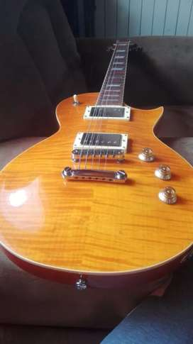 Vendo o permuto guitarra LTD ec256 les paul