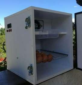 Incubadoras digitales automáticas (equipos desde 25 huevos )