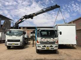Tacna  Alquiler de Camiones Grúa