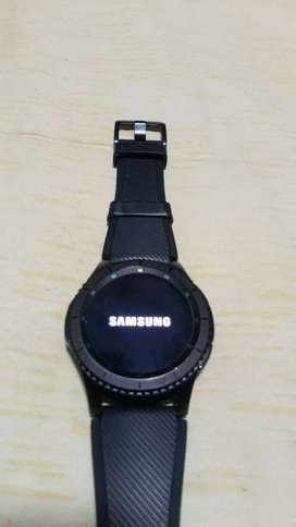 Samsung Smart watch Gear S3 / Reloj Inteligente Samsung