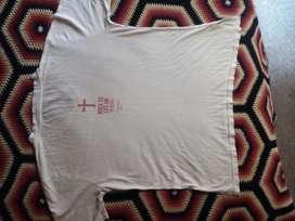 Camiseta Blanca para Hombre M.