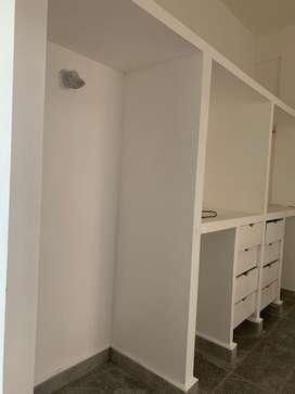 Alquilo dpto 1 dormitorio Corrientes 1809