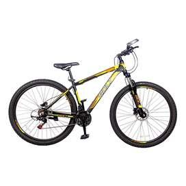 Bicicleta Bolt Rin 29 Pulgadas Marco en Aluminio Frenos Hidráulicos