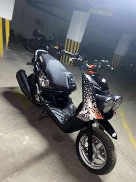Yamaha bws x motar de lujo