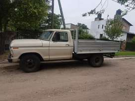 Vendo ford 350 espectacular