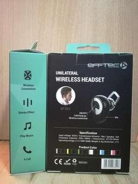 Efftec EF7311 Auricular Manos libres Monoaureal Bluetooth Microfono