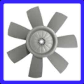 Aspas para Extractor de Aire