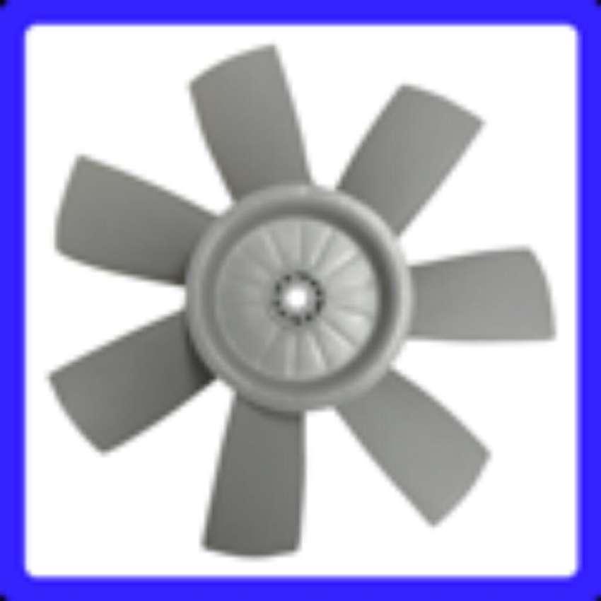 Ventilador Aspas para Extractor de Aire