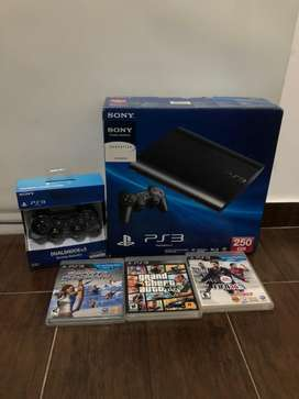 Play Station 3 Super Slim 250 GB