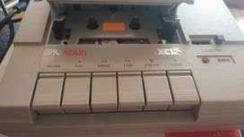 Atari casetera