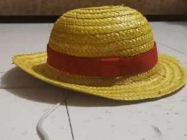 Sombrero de Luffy One Piece Cosplay
