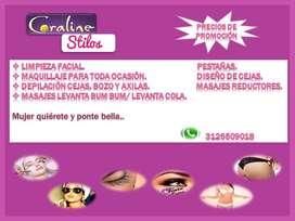 Coraline Belleza