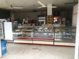 Vendo montaje de panadería completo