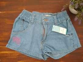 Short de jeans (Nuevo)
