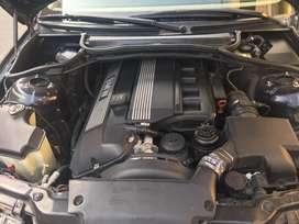 Bmw motor 2.8 manejo en modo sport aros 18 todo electrico  asientos de cuero  todo ok