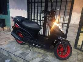 Moto agility naked 125