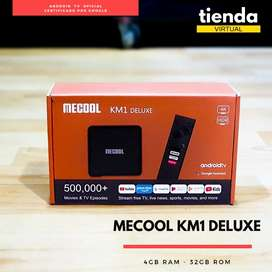 MECOOL KM1 DELUXE