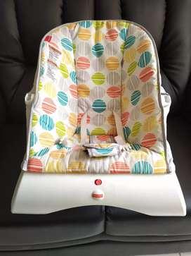 Silla mecedora y vibradora para bebé Fischer Price
