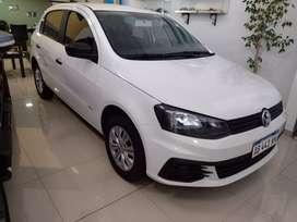Vendo Volkswagen gol trend trendline pocos kilómetros