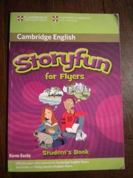 Libro De Inglés Storyfun For Flyers