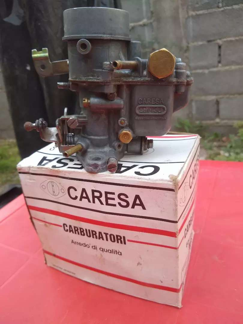 Carburador 0