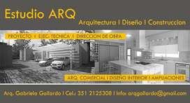 Proyectos para locales comerciales y arquitectura en general
