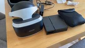 Gafas VR Sony para PlaysStation