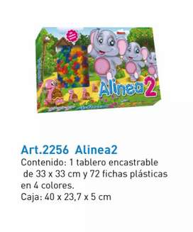 Juego de mesa - Alinea2