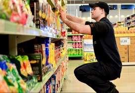 Busco Ayudante Masculino para Supermercado ZONA MATADEROS CABA.