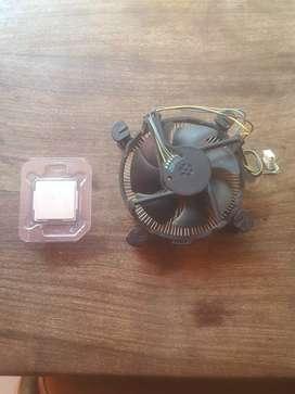 Intel Celeron g540 + disipador y cooler