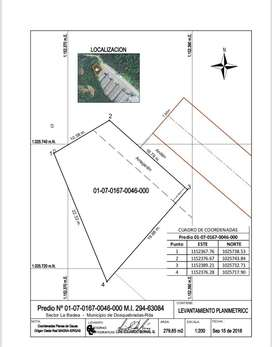 Lote Comercial-Industrial