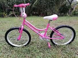 """Bicicleta GW Rin 20"""" Malibú"""
