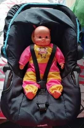 Porta bebe marca INFANTI