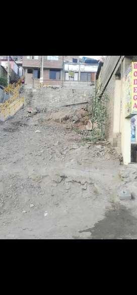 REMATE DE TERRENO POR SALUD , en bayovar Sjl ( ubicado en esquina)