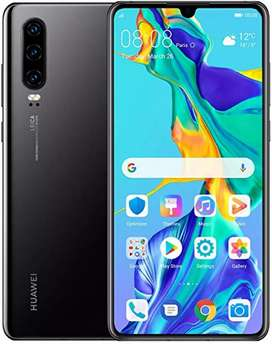 Huawei p30 lite+ Forro+ vidrio 5D