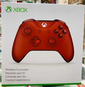 Control red xbox one