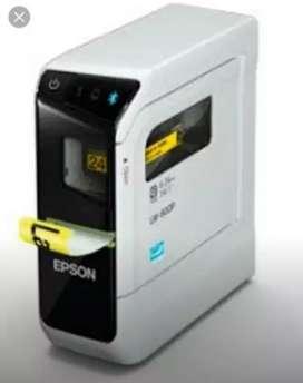 Impresora Rotuladora Epson label works LW 600-P