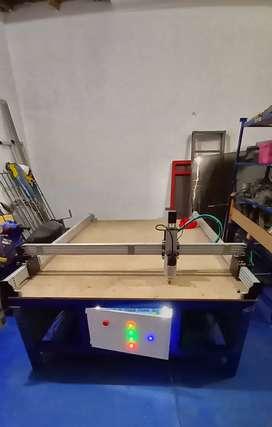 Fabricacion de Maquinas Cnc Router a Med