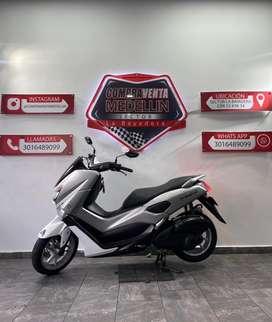 NMAX 155 ABS MODELO 2020 TRASPASOS INCLUIDOS SOAT Y TECNO AL DIA PRECIO NEGOCIABLE