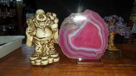 Buda, Chapa de Ágata, Árbol de La Vida.