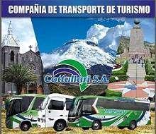 SERVICIO DE TRANSPORTE DE TURISMO COTTULLARI S.A.