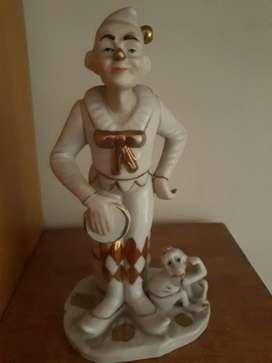 Porcelana Montessini Payaso