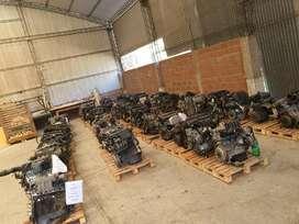 Motores con 04 para Dar de Alta.